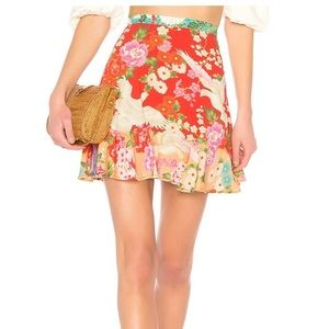 Spell and the gypsy collective skirt
